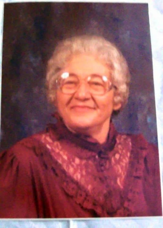 Granny McCain older