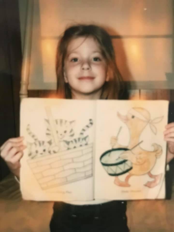 Beth, age 7